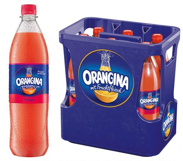 Orangina Rouge 6x1,0 L