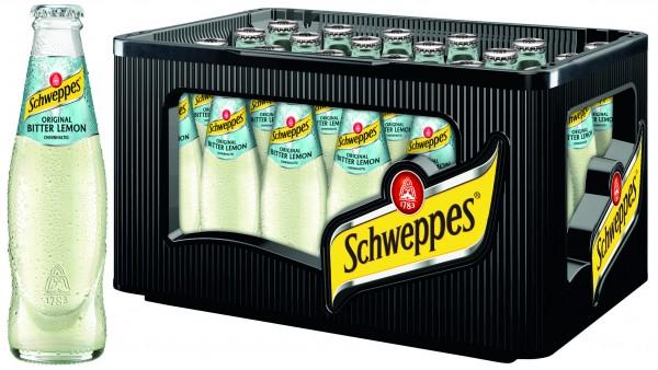 Schweppes Original Bitter Lemon 24x0,2 L
