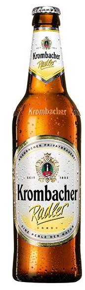 Krombacher Radler 11x0,5 L
