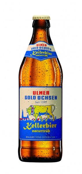 Gold Ochsen Kellerbier 20x0,5 L