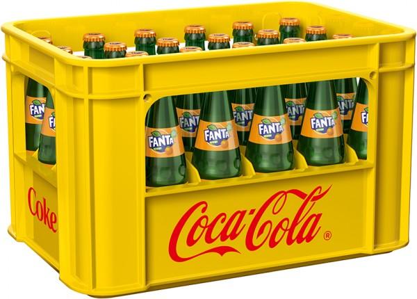 Fanta Orange 24x0,33 L